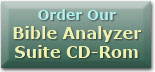 Order Bible Analyzer Suite CD-Rom